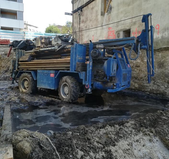Geotermía en Usurbil